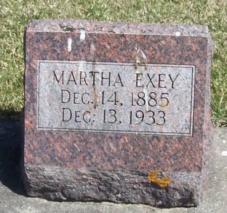 EXEY, MARTHA - Winneshiek County, Iowa | MARTHA EXEY
