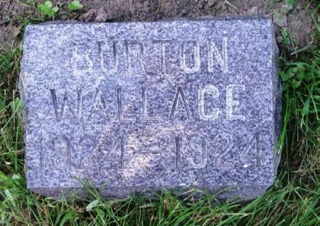 FALDET, BURTON WALLACE - Winneshiek County, Iowa   BURTON WALLACE FALDET