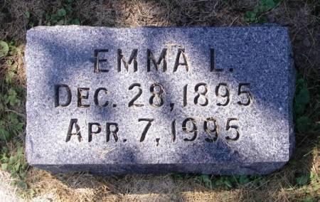 FALDET, EMMA L. - Winneshiek County, Iowa   EMMA L. FALDET