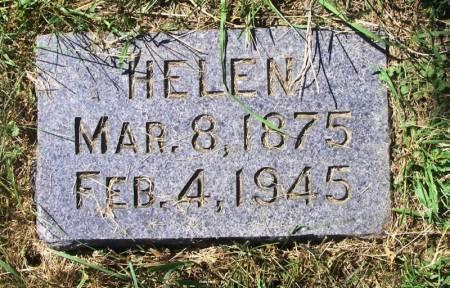 FALDET, HELEN - Winneshiek County, Iowa   HELEN FALDET