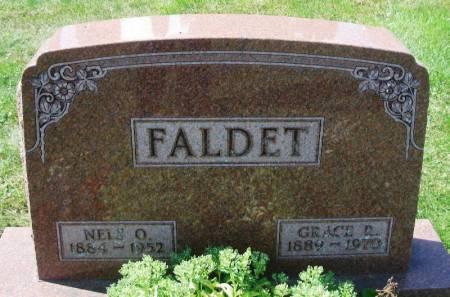 FALDET, NELS O. - Winneshiek County, Iowa   NELS O. FALDET