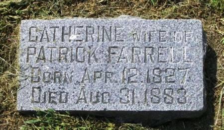 FARRELL, CATHERINE - Winneshiek County, Iowa | CATHERINE FARRELL