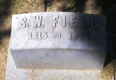 FIELD, S.W. - Winneshiek County, Iowa | S.W. FIELD