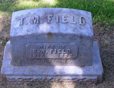 FIELD, T. M. - Winneshiek County, Iowa | T. M. FIELD
