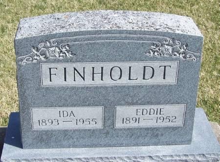 FINHOLDT, IDA - Winneshiek County, Iowa | IDA FINHOLDT