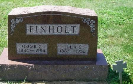FINHOLT, JULIA C. - Winneshiek County, Iowa | JULIA C. FINHOLT