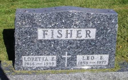 FISHER, LEO E. - Winneshiek County, Iowa | LEO E. FISHER