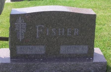 FISHER, ROBERT C. - Winneshiek County, Iowa   ROBERT C. FISHER