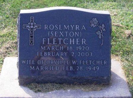 FLECHER, ROSEMYRA - Winneshiek County, Iowa | ROSEMYRA FLECHER