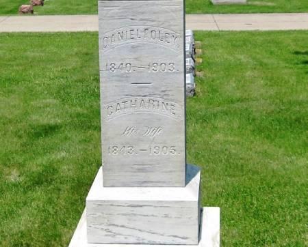 FOLEY, CATHERINE - Winneshiek County, Iowa   CATHERINE FOLEY