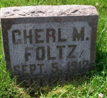 FOLTZ, GHERL M. - Winneshiek County, Iowa | GHERL M. FOLTZ