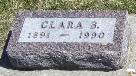 FORDE, CLARA SOFIE - Winneshiek County, Iowa   CLARA SOFIE FORDE
