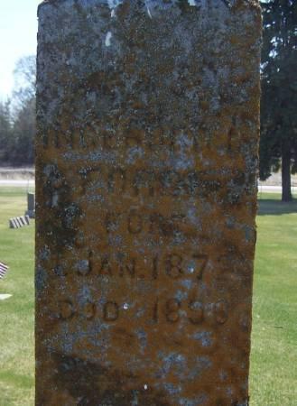 FORDE, INGEBORG B. - Winneshiek County, Iowa | INGEBORG B. FORDE