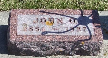 FORDE, JOHN O - Winneshiek County, Iowa | JOHN O FORDE