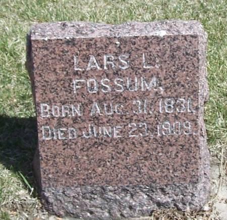 FOSSUM, LARS L - Winneshiek County, Iowa | LARS L FOSSUM