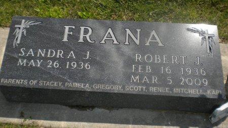 FRANA, ROBERT - Winneshiek County, Iowa   ROBERT FRANA