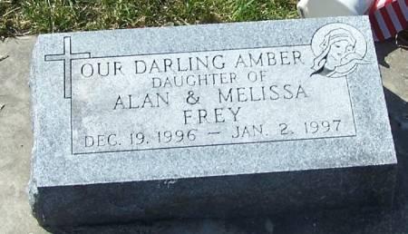 FREY, AMBER - Winneshiek County, Iowa | AMBER FREY