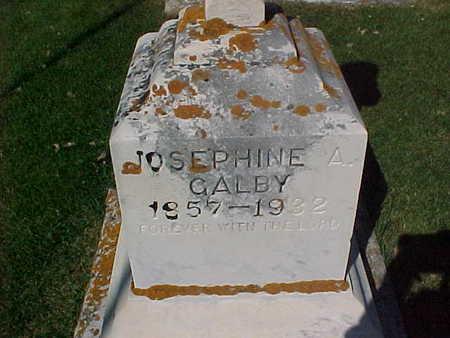 GALBY, JOSEPHINE - Winneshiek County, Iowa | JOSEPHINE GALBY