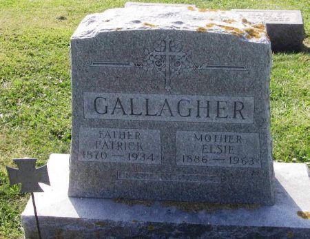 GALLAGHER, ELSIE - Winneshiek County, Iowa | ELSIE GALLAGHER