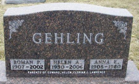 GEHLING, ROMAN P. - Winneshiek County, Iowa | ROMAN P. GEHLING