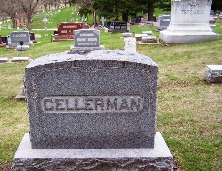 GELLERMAN, LOUIS P. FAMILY STONE - Winneshiek County, Iowa | LOUIS P. FAMILY STONE GELLERMAN