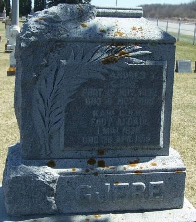 GJERE, ANDRES T - Winneshiek County, Iowa | ANDRES T GJERE