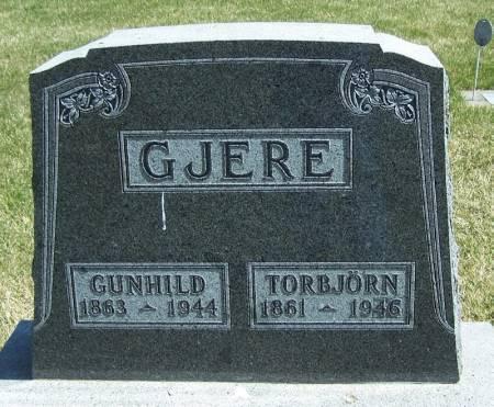 GJERE, TORBJORN - Winneshiek County, Iowa | TORBJORN GJERE