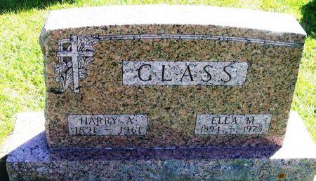 GLASS, ELLA M. - Winneshiek County, Iowa | ELLA M. GLASS