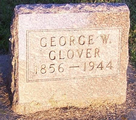 GLOVER, GEORGE W. - Winneshiek County, Iowa | GEORGE W. GLOVER