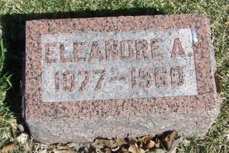GRAF, ELEANORE A - Winneshiek County, Iowa   ELEANORE A GRAF