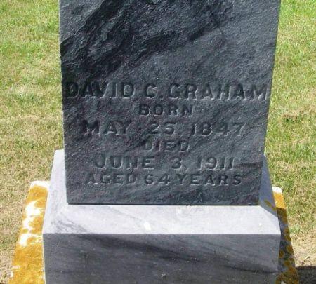 GRAHAM, DAVID C. - Winneshiek County, Iowa   DAVID C. GRAHAM