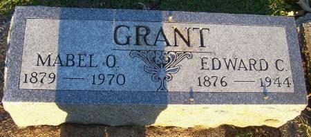 GRANT, EDWARD C. - Winneshiek County, Iowa | EDWARD C. GRANT