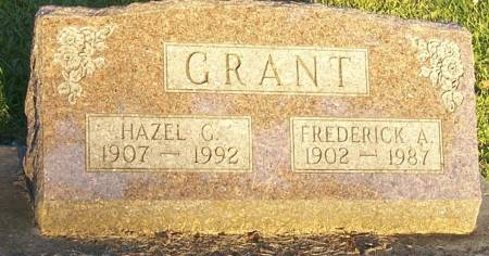 GRANT, HAZEL G. - Winneshiek County, Iowa | HAZEL G. GRANT