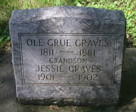 GRAVES, JESSIE - Winneshiek County, Iowa | JESSIE GRAVES