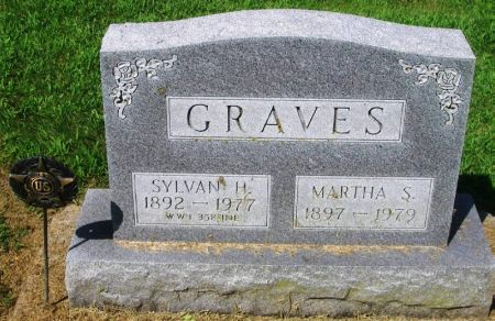 GRAVES, MARTHA S. - Winneshiek County, Iowa | MARTHA S. GRAVES