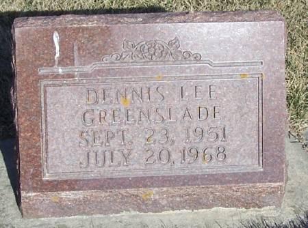 GREENSLADE, DENNIS LEE - Winneshiek County, Iowa | DENNIS LEE GREENSLADE