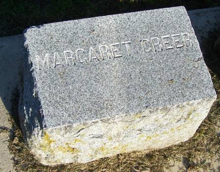 GREER, MARGARET - Winneshiek County, Iowa | MARGARET GREER