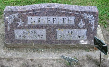 GRIFFITH, MEL - Winneshiek County, Iowa | MEL GRIFFITH