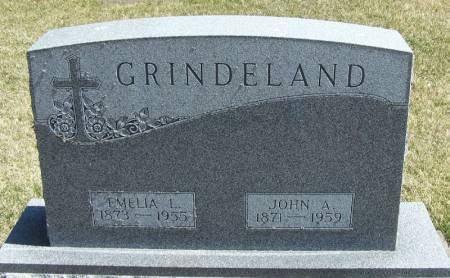 GRINDELAND, JOHN A - Winneshiek County, Iowa | JOHN A GRINDELAND