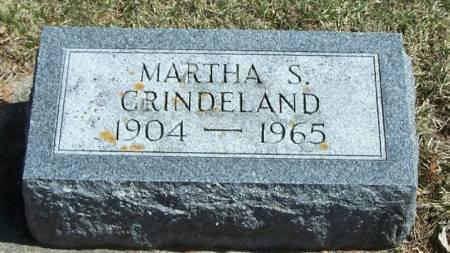 GRINDELAND, MARTHA S - Winneshiek County, Iowa | MARTHA S GRINDELAND