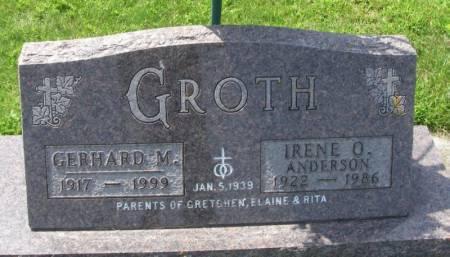 GROTH, GERHARD M. - Winneshiek County, Iowa | GERHARD M. GROTH