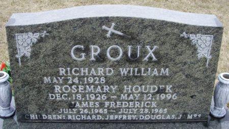 HOUDEK GPOUX, ROSEMARY - Winneshiek County, Iowa | ROSEMARY HOUDEK GPOUX