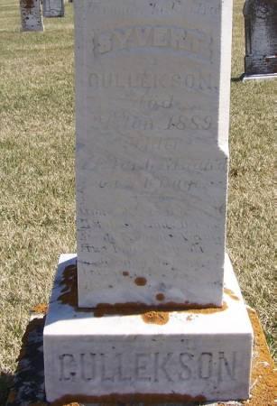 GULLEKSON, SYVERT - Winneshiek County, Iowa | SYVERT GULLEKSON
