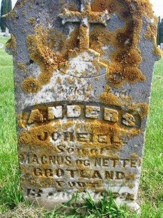 GROTLAND, ANDERS JOHEIEL - Winneshiek County, Iowa   ANDERS JOHEIEL GROTLAND