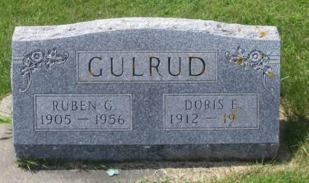 GULRUD, DORIS F. - Winneshiek County, Iowa | DORIS F. GULRUD