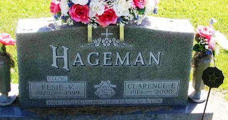 HAGEMAN, CLARENCE F. - Winneshiek County, Iowa | CLARENCE F. HAGEMAN