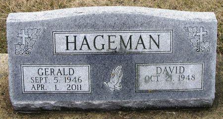 HAGEMAN, GERALD JOSEPH - Winneshiek County, Iowa | GERALD JOSEPH HAGEMAN