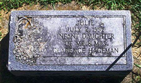 HAGEMAN, JULIE - Winneshiek County, Iowa | JULIE HAGEMAN