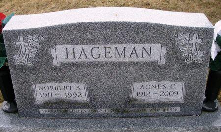 HAGEMAN, NORBERT A. - Winneshiek County, Iowa   NORBERT A. HAGEMAN