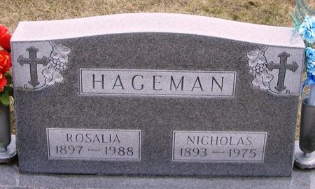 HAGEMAN, NICHOLAS - Winneshiek County, Iowa | NICHOLAS HAGEMAN